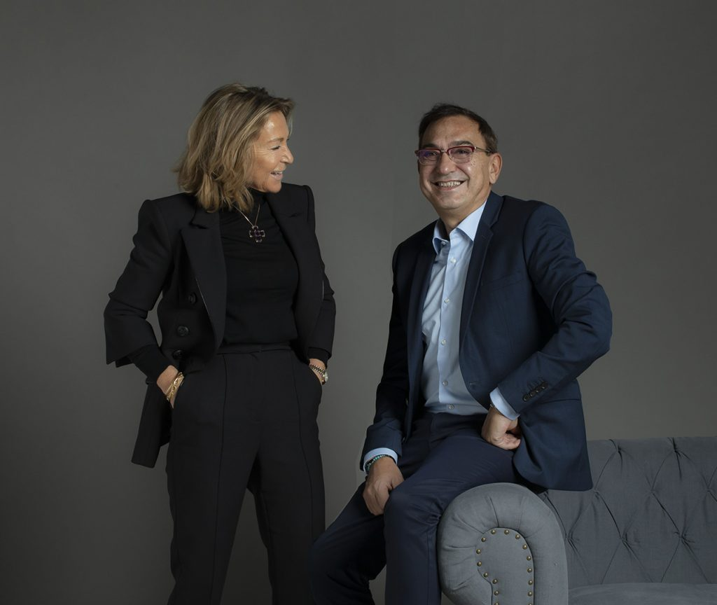 Ricardo Gil y Maria Pilar Vicente
